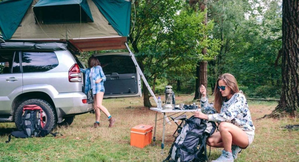 What to Bring for Car Camping